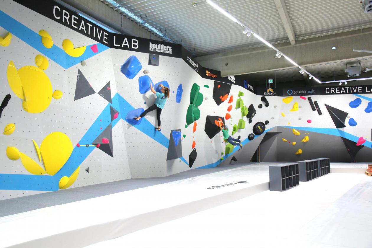 2020-Boulderwelt-München-Süd-Klettern-Bouldern-Halle-Routenbau-Creative-Lab